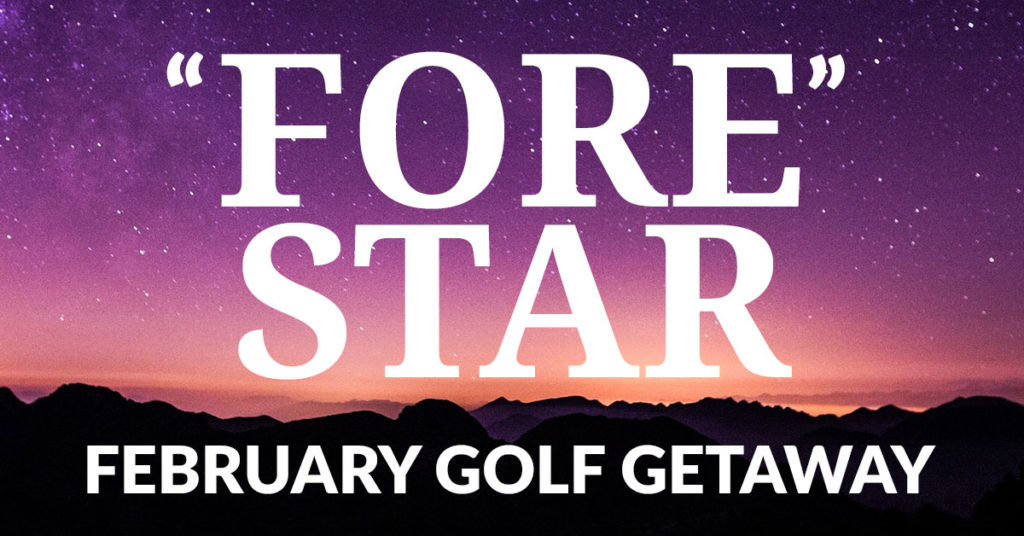 Caledonia Fore Star Golf Package