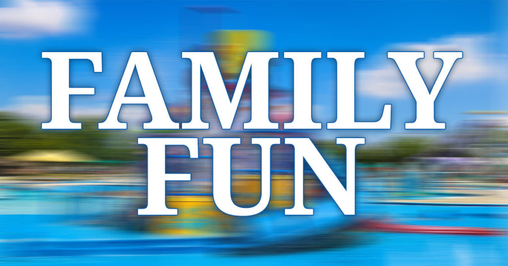 Family Fun Golf Package