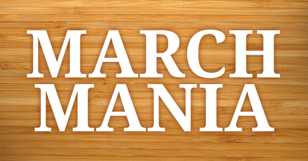 March Mania Golf Package
