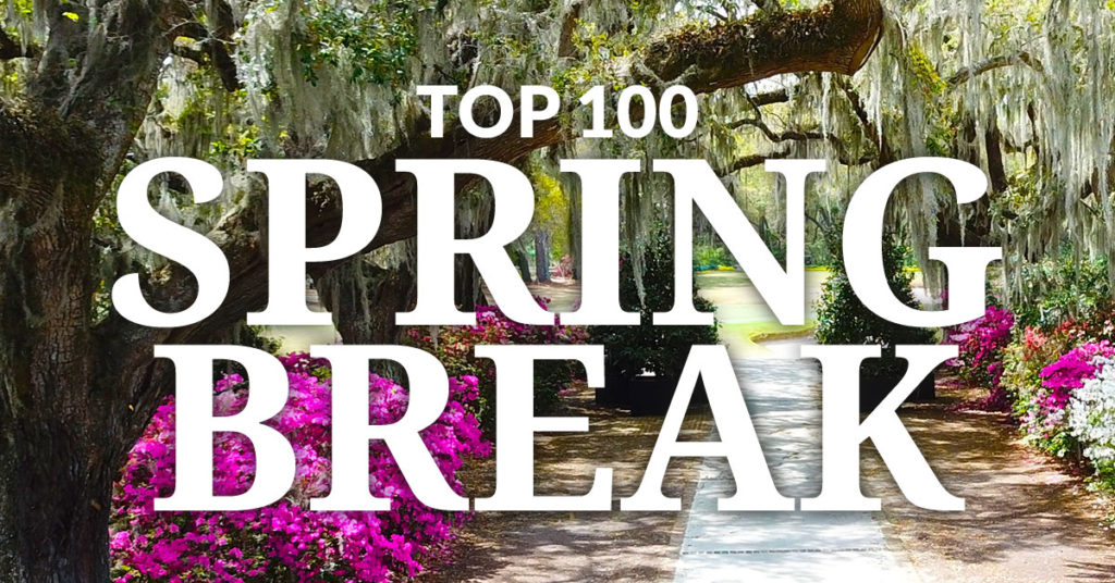 Top 100 Spring Break Golf Package