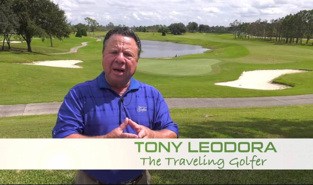 Traveling Golfer